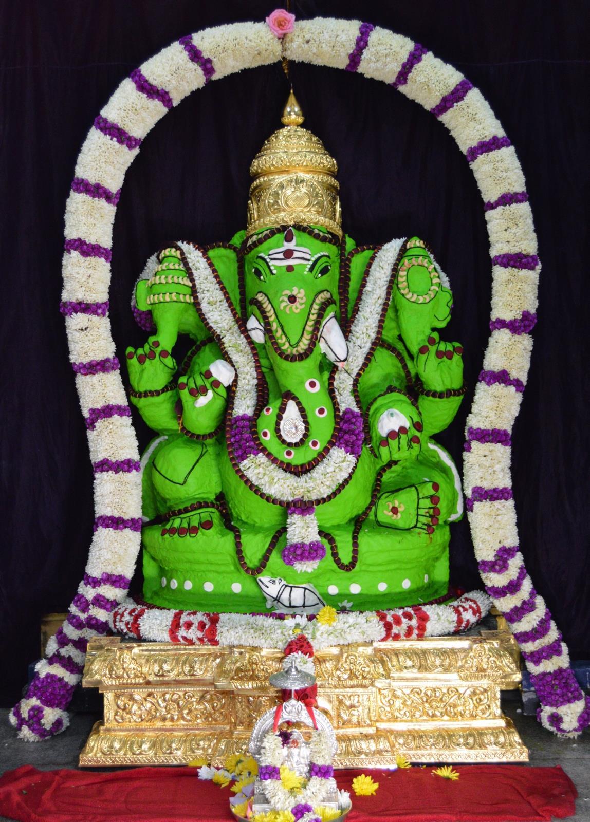Maragadha Alankaram