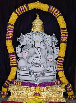 Vibhuti Alankaram