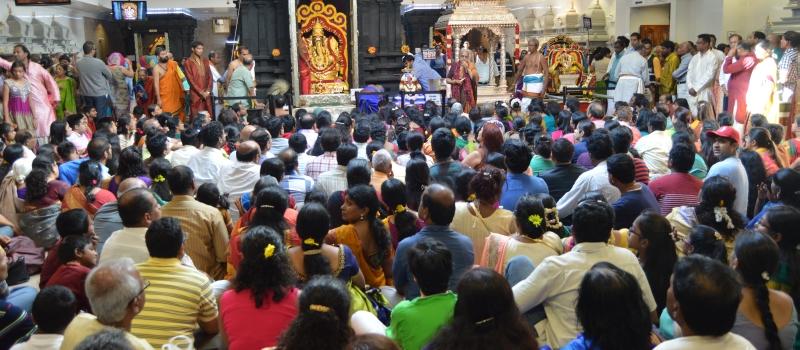 Maha Vallabha Ganapati Devasthanam Maha Vallabha