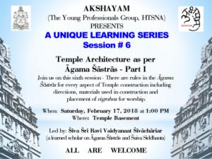 Learning Series6 - 17Feb2018