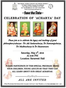 Acharya Day18