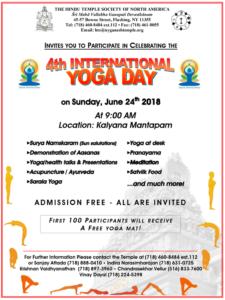 International Yoga Day6'24'18