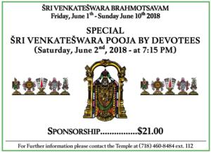 VenkateswaraPooja-Devotees'18
