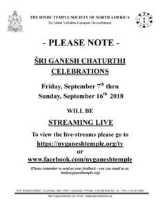 live-stream GCnotice18