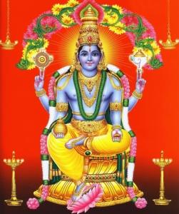 Dhanvantari_Picture