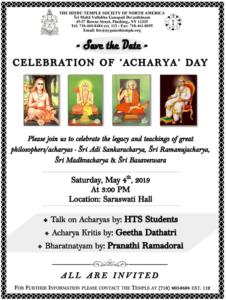 Acharya Day19