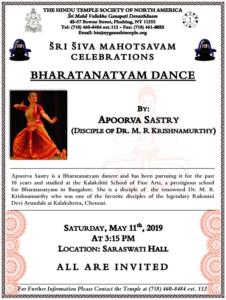 Siva Mahotsavam Cultural'19