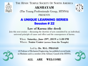 Learning Series22 - 29June2019