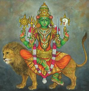 Sri Rudhramsa Durga Devi